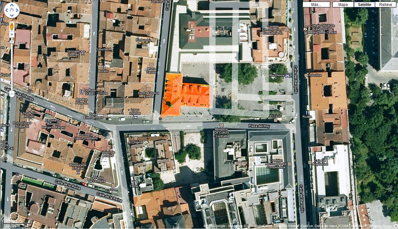 Sitio casa de las 7 chimeneas visitando madrid 2009 vs 2012 - La casa de la chimenea ...
