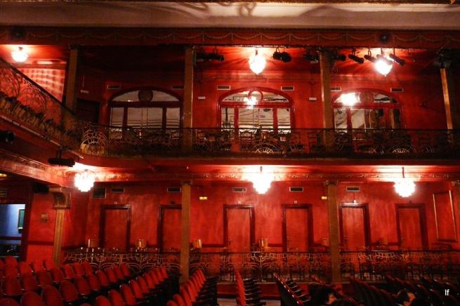 Teatro Infanta Isabel Visitando Madrid 2009 Vs 2012