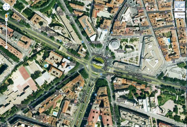 Puerta de toledo visitando madrid 2009 vs 2012 for Shoko puerta de toledo