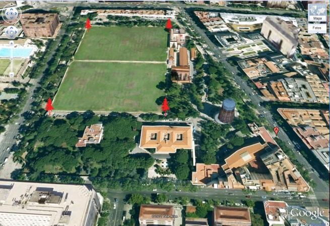 Canal de isabel ii visitando madrid 2009 vs 2012 for Oficinas canal isabel ii madrid