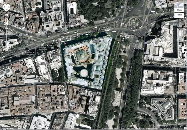 Banco de espa a visitando madrid 2009 vs 2012 for Lamucca calle del prado 16 madrid
