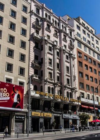 Viviendas y oficinas, Gran Vía 64 (1929-1931), de Fernando de Escondrillas y López de Alburquerque