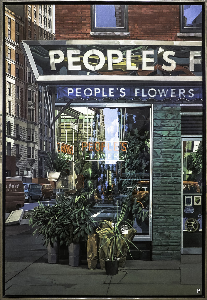 Richard ESTES – People's Flowers